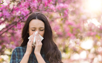 Seasonal Allergies:  Nature Gives and Takes Away
